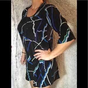 JB by Julie Brown silk Dress sz 4